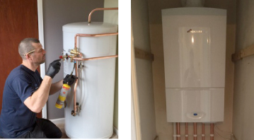 Lee West Plumbing Amp Heating Boiler Installation Heating